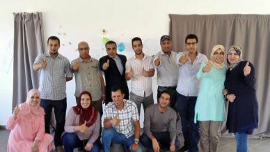 فرق العمل ودورها في تطويرالمؤسسات مع المدرب عبدالله أدالكاهية