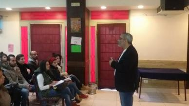 اختتام دورة دبلوم البرمجة اللغوية العصبية مع المدرب الاستشاري محمد عزام القاسم