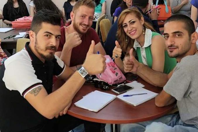 مهارات التواصل بنكهة جديدة، بقيادة المدرب الاستشاري د.محمد عزام القاسم