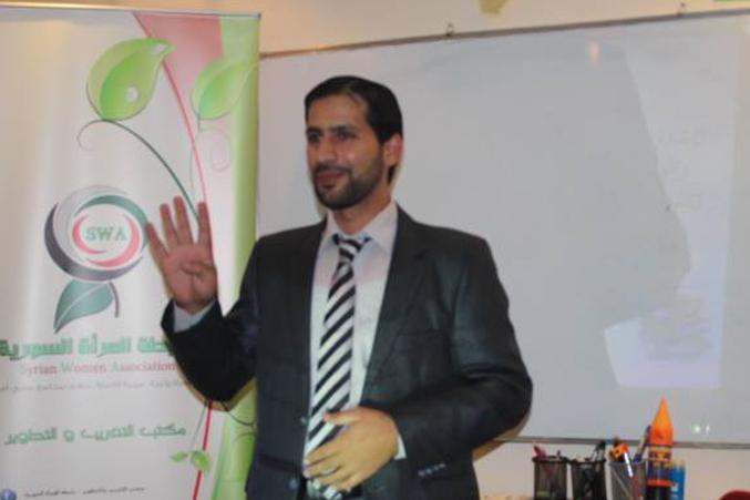 مدرب ايلاف ترين : أساسيات إدارية تحقيق النجاح الإداري بأسلوب ممتع مع المدرب أحمد قضاة