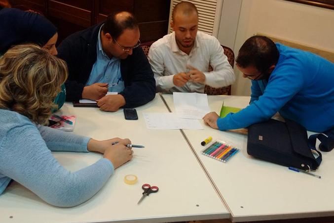 إدارة المشروعات الصغيرة، شغف في التعلم مع المدربة أول لينا ديب