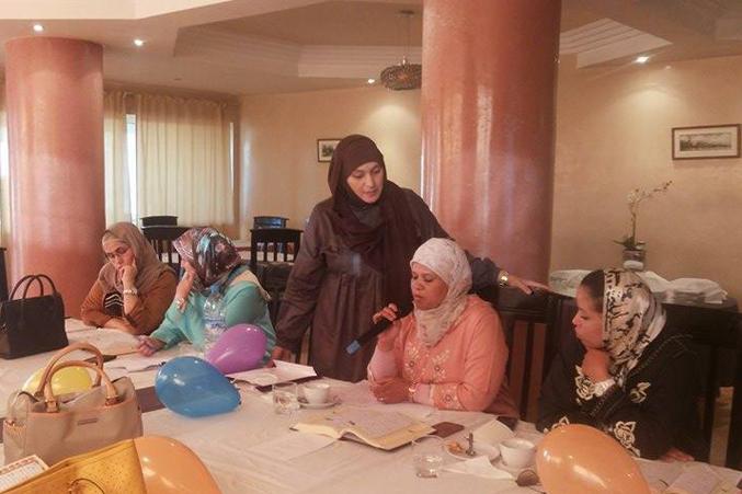 المقامات النغمية العربية في تجويد القرآن الكريم، ورشة تدريبية مع المدربة فاطمة بوالنيت