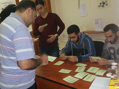 صيدلية تقنيات البرمجة اللغوية العصبية مع الاستشاري محمد عزام القاسم والمدرب محمد زياد الوتار