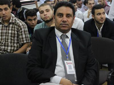 أختيار المدرب جمعة محمد سلامة محكماً ومدرباً في ملتقى صناعة الأفكار / فكرة 2