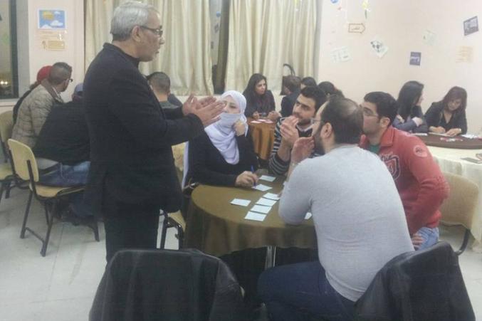 خطوات نحو النجاح الإداري، في دورة إدارة الموارد البشرية بقيادة المدرب الاستشاري د.محمد عزام القاسم