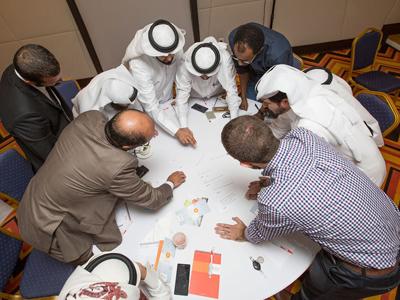 """""""مصنع الأفكار"""" كيف تنتج أفكار إبداعية أمسية جماهيرية للمدرب أول حسين حبيب السيد"""