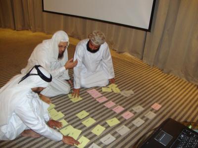 تعاون عُماني ( حميد الهنائي ) ومصري ( أحمد فهمي ) وقطري ( عبد القادر محمد الشيخ)