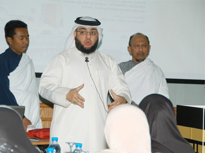 الدكتور شادي السيد يوضح الأحكام الخاصة بالنساء في الحج