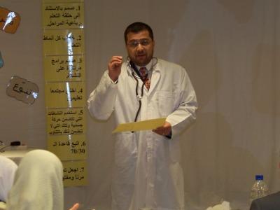 المدرب محمد بدرة يشرح المعيقات التربوية