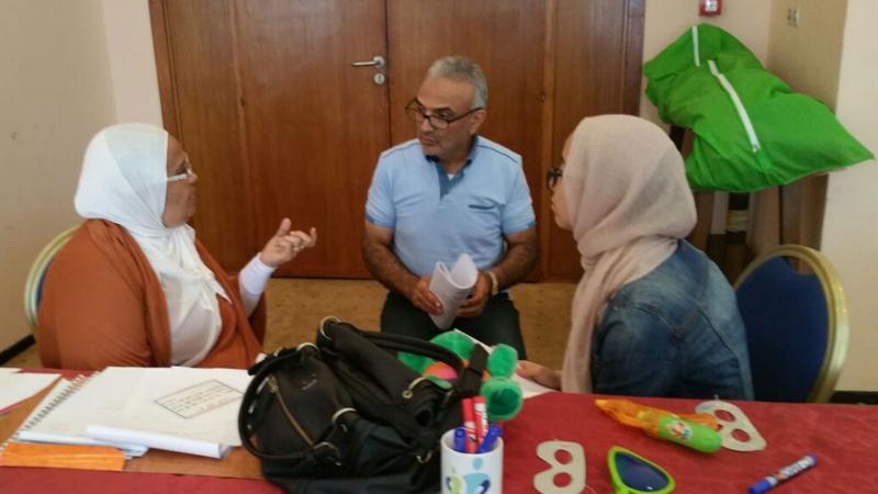 مساعد ممارس برمجة لغوية عصبية مع المدرب المتألق عادل عبادي