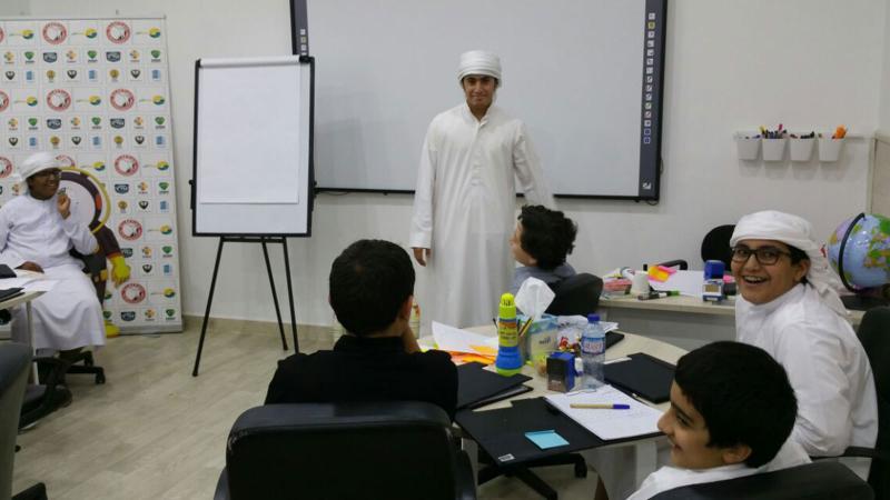 برنامج صناعة النجومية من إيلاف ترين  الإمارات
