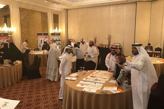 يومان من المتعة في الدوحة في دورة ممارس تعلم سريع
