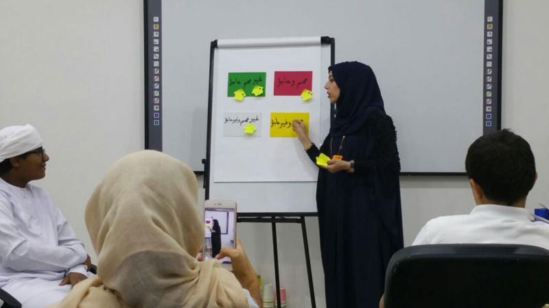 استخدام وسائل التدريب الحديثة للشرح