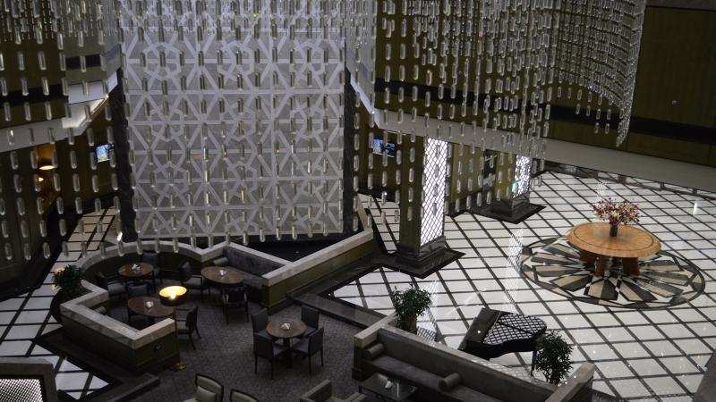 الصالات المميزة لفندق آيلا جراند