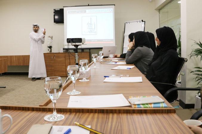 """المدرب أول ماجد بن عفيف في برنامج تدريبي بعنوان """"حيويةالحياة"""""""
