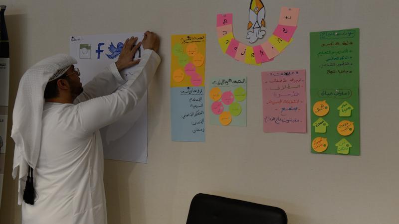 حفل ختام دورة CPT ووداعية أنوار وتوزيع الشهادات