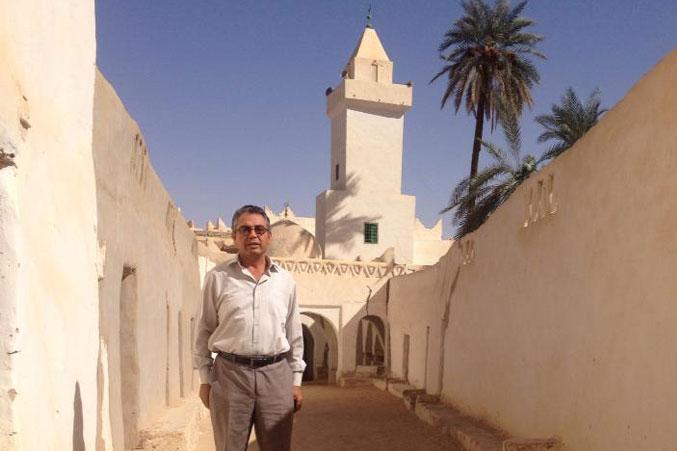 غدامس جوهرة الصحراء تستضيف المدرب أول صالح الفرجاني أبو بصير في ورشة تدريبي