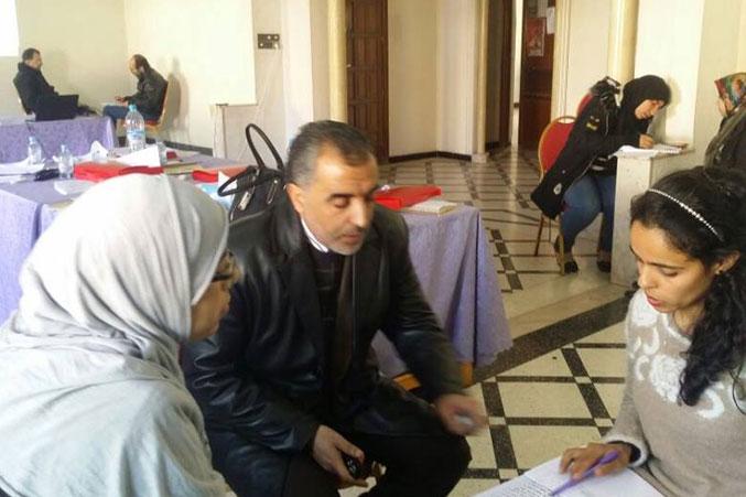 """مدينة العلم """"فاس"""" تستضيف المدرب عبد الله أدالكاهية في دورة تدريبية مميزة"""