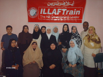 "Algeria, Constantine: ""the Making of Creative Child"" course by trainer Fattahi"