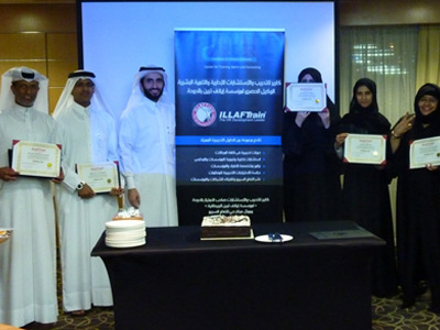Qatar – Doha: Closure of the Delivery Art course for trainer Hamza Al Aldosari