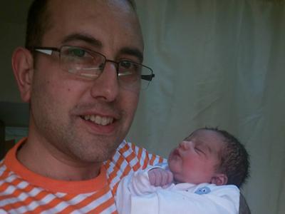 تهنئة المدرب أول محمد بدر كوجان بقدوم مولدته أيا صوفيا