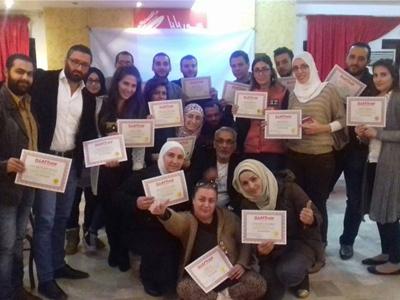 متعة في التعلم، وإرتقاء نحو النجاح في سلسلة دورات للمدرب الاستشاري د.محمد عزام القاسم
