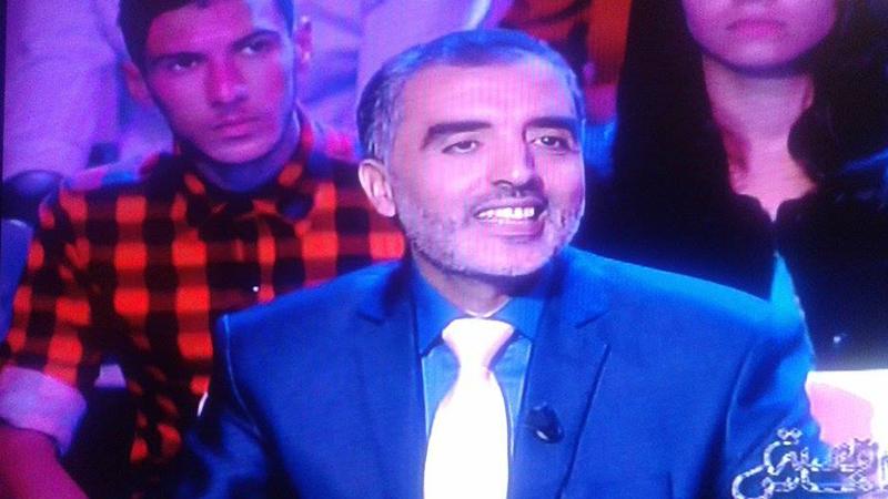 المدرب عبدالله ادلكاهية ضيفاً على برنامج قصة الناس في مواضيع شيقة