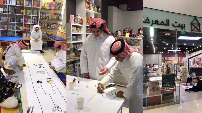 """التعرف على تقنيات جهاز الروبوت """"أوزوبوت"""" مع المدرب أحمد المالكي"""