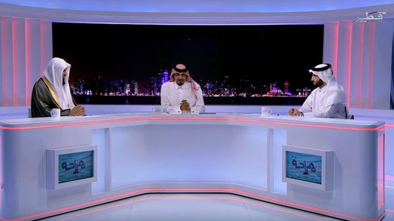 استمرار التألق للمدرب أول حمزة الدوسري واستضافة مميزة من تلفزيون قطر