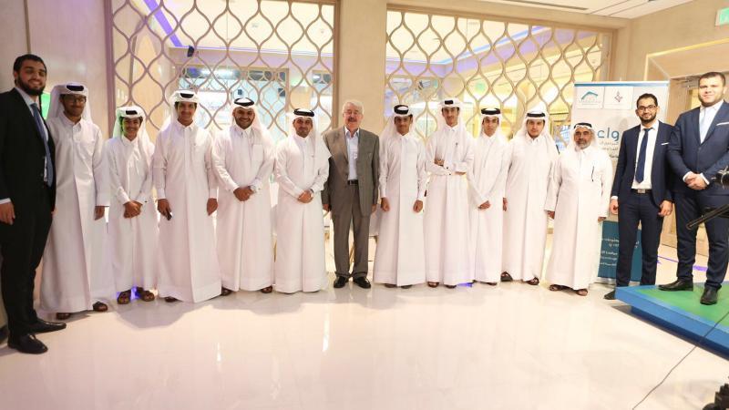 المدرب أحمد المالكي في جلسة حوارية عن مهارات التواصل مع الآخرين