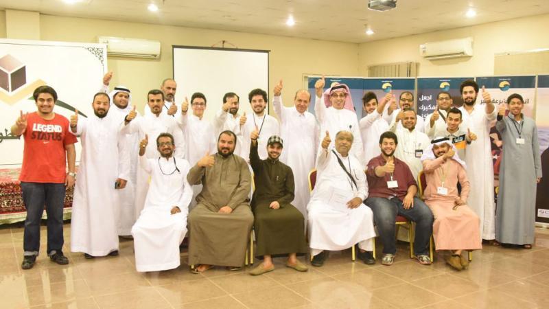 مهارات التواصل واستراتيجياتها مع حجاج بيت الله الحرام  بقياة المدرب عبد الرحمن اسماعيل
