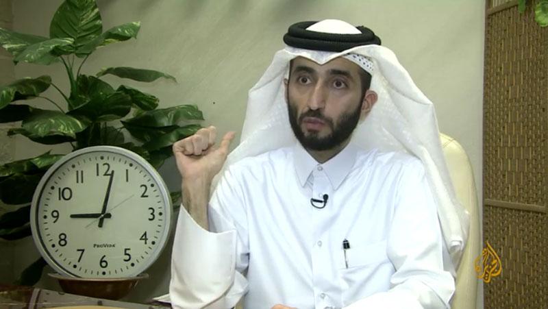 كيف نستطيع توزيع وإدارة أوقاتنا؟ عنوان لقاء المدرب حمزة الدوسري على برنامج الجزيرة هذا الصباح