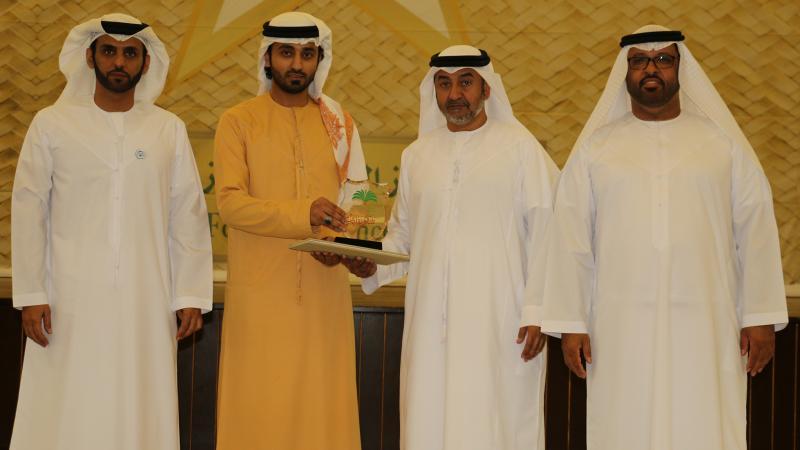 شركة الفوعة تستضيف المدرب أول ماجد بن عفيف في حفل جوائز الفوعة للتميز