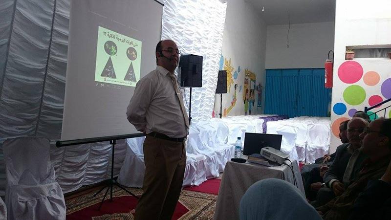مهارات تربوية، دورة تدريبية رائعة للمدرب أول عادل عبادي