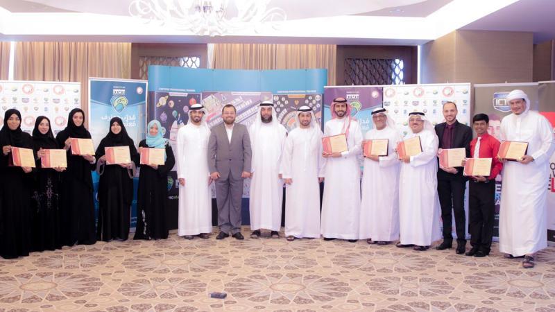 إيلاف ترين الإمارات بتألقها المعهود وأفكارها المتجددة  في دورة دبلوم مدرب محترف معتمد (CPT)
