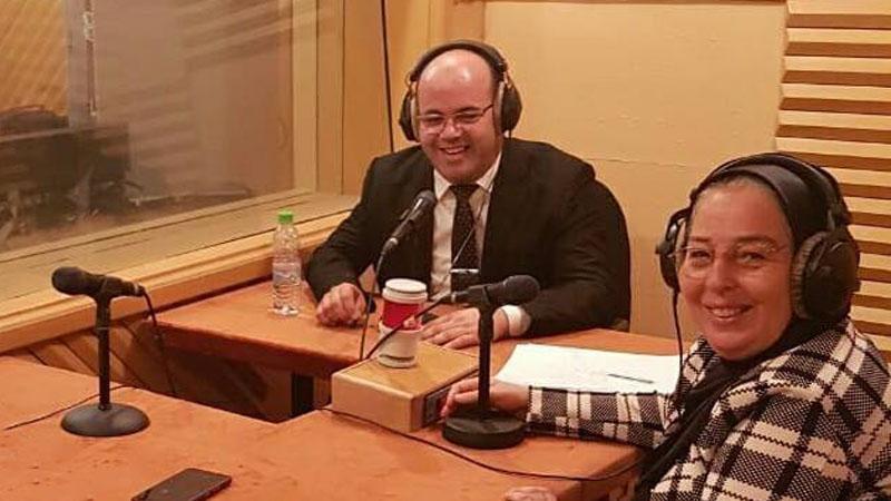 المدرب أول عادل عبادي في لقاء إذاعي عبر أثير إذاعة مكناس