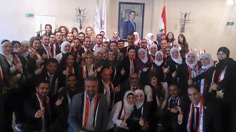 أمل جديد لبناءِ سوريا المستقبل..