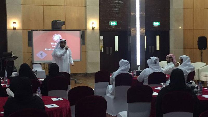 القيادة الفعالة وبناء فرق العمل مع المدرب أول حسين حبيب السيد