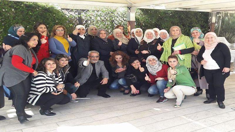 """مدينة حمص استضافت المدرب الدكتور عزام القاسم في دورة """"المدرس الفعال"""""""