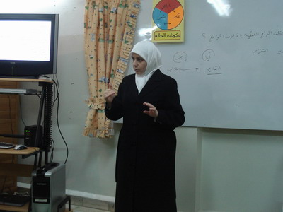Syria - Lattakia: the Completion of NLP Diploma Course by Trainer Duha Fattahi along the Participation of Trainer Julia Shriki