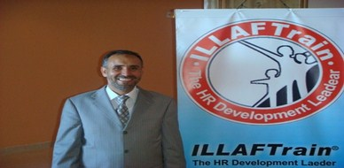 Morocco – Rabat: An interview with Mr. Ibrahim Talwa at the end of ILLAFTrain Certified Trainer Course