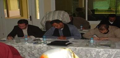المغرب – الرباط: الأستاذ إدريس أوهلال في دورة تدريبية متميزة للآباء حول صناعة الابن المتفوق