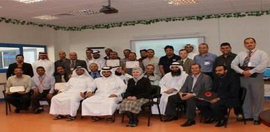 """قطر – الدوحة: دورة """"مهارات الإدارة الصفيّة"""" لمدرسة الأحنف المستقلة في الدوحة"""