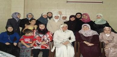 سوريا - اللاذقية: دورة صناعة الطفل المبدع للمدربة ضحى فتاحي في مدينة الحفة