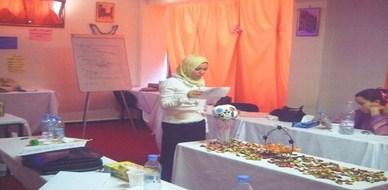 الجزائر العاصمة: دورة تكلم الفرنسية في عشرة أيام بأسلوب التنمية البشرية للمدربة فريدة كويتن