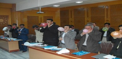 سوريا - الرقة: دبلوم إدارة الصحة والسلامة المهنية