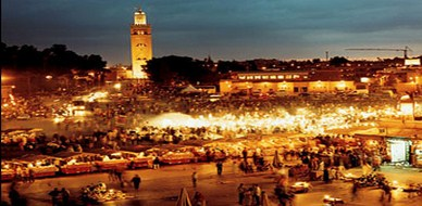 "Morocco- Marrakesh: ""Success story"" Reaping the First Seeds in Marrakesh"