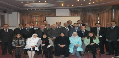 Syria – Damascus: Twenty Four Air Shows for Each Trainee! A New Record in ILLAFTrain Certified Trainer Course ICT