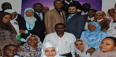 Sudan- Khartoum: New Trainees break the siege