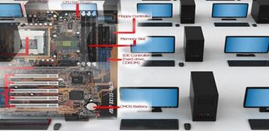 إيلاف ترين: اعتماد دورة خبير في صيانة الحاسب